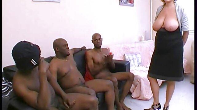 Ama de casa lesbiana rusa follada (recoloreado) película pornográfica para mayores