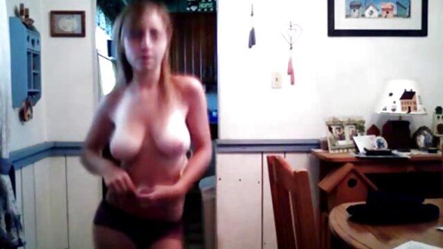 Melissa Lauren recibe dos grandes pollas negras películas pornográficas de gorditas