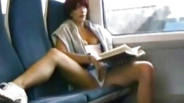 PureMature Lauren Phillips buscar película pornográfica sorprende a su novio con anal