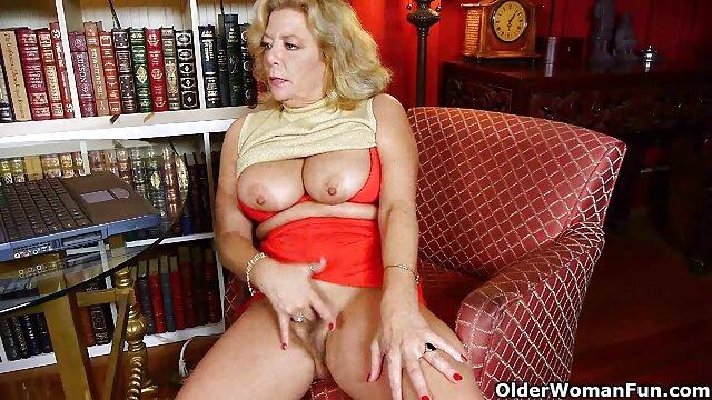 Sensual Jane Teacher con grandes pelicula de pono grafia tetas